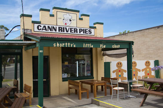 Cann River Pies