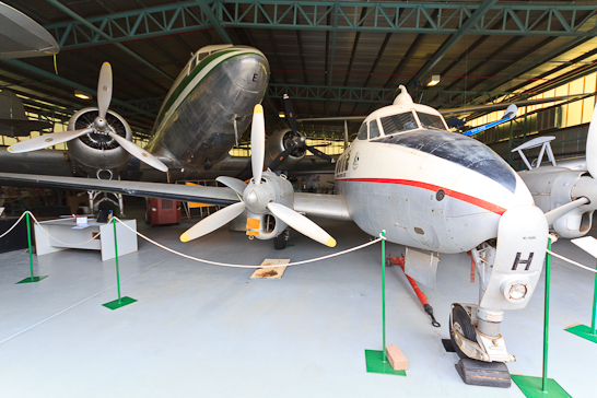 Das Central Australia Aviation Museum